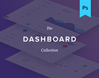 The Dashboard Collection - Desktop interfaces