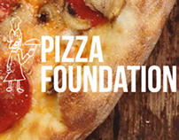 Pizza Foundation Logo, Marfa TX