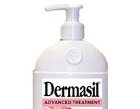 Dermasil Package Redesign
