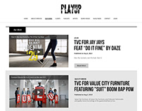 Playup Music - Website