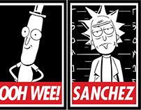 OBEY: SANCHEZ