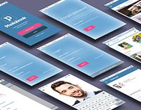 Photobook app redesign