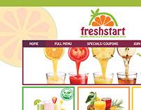 freshstart Brand Identity