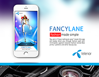 FancyLane Fashion App