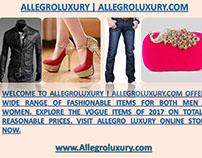 Allegro luxury Luxury Shoes 388 2nd Avenue Box 122, NY
