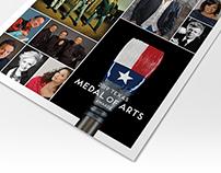 Awards brochure, Texas Cultural Trust