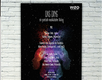 Das Ding (ein poetisch musikalischer Dialog) - Flyer