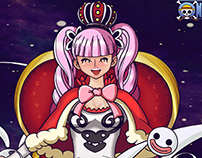 Perona Tickle (comissions)