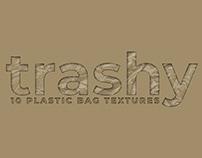 TRASHY - 10 FREE PLASTIC BAG TEXTURES