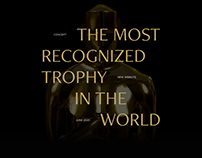 OSCARS — NEW WEBSITE