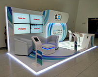 Thiqah Exhibition Booth - Bayan Event