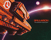 Simulakron - The Legendary Planet Earth
