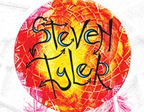 Steven Tyler - Drum Head