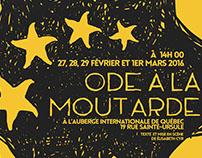 Ode à la Moutarde - Les Petites Terreurs