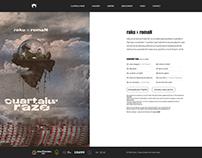raku.ro - Website redesign (Romania 2018)