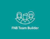 FNB Team Builder - UX/UI Design