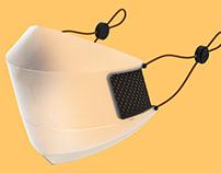 Nike mask - prototype