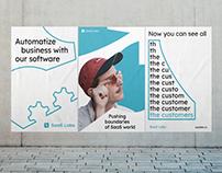 SaaS Labs: Branding & Website