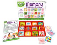 Romper Room: Memory Matching Game