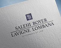 Branding for Salehi Boyer Lavigne Lombana