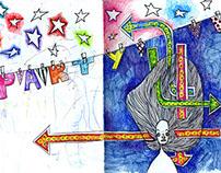 Sketchbooks 2015