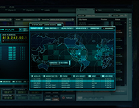 Iron Man 3 / UI Design