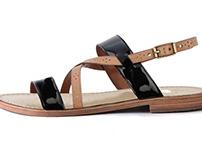 Sandals (darwings + photoshop)