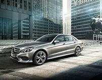 Mercedes-Benz E-Class | CGI