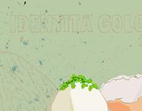 Uovo di seppia -Pino Cuttaia-