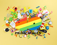 40 PRINCIPALES+UNUSUAL
