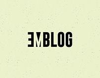 Logo design for a blogger