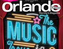 Editorial Design: Orlando Magazine