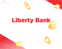 Liberty Bank Animation