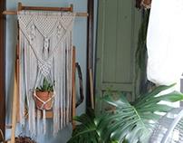 02 Plant Hanger Macrame