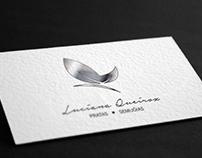 Logotipo Luciana Queiroz