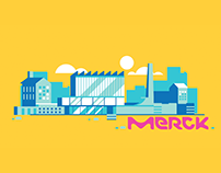 Merck - Explainer Animation