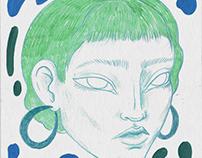 Ilustraciones de cuarentena