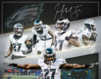 Malcolm Jenkins - Philadelphia Eagles Video Practice