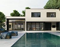 Contrate villa