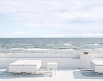 Capofaro - Sicily - CGI Seaside Beach