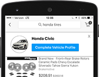 eBay Vehicle Finder A
