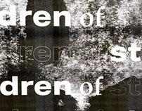 Children of Stripes: Ficciones Typografika