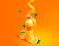 Pulp Naranja