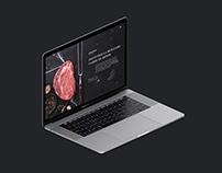 Steak House Website & Branding