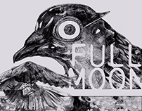 Full Moon - graphic novel