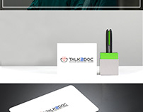 Health Logo Design Work