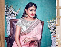 Surbhi Chandana for Meena Bazaar