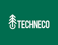 Techneco Consulting - Logo Design