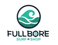 Full Bore Surf — Web Design