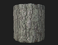 Substance Designer and Photogrammetry Hybrid Materials